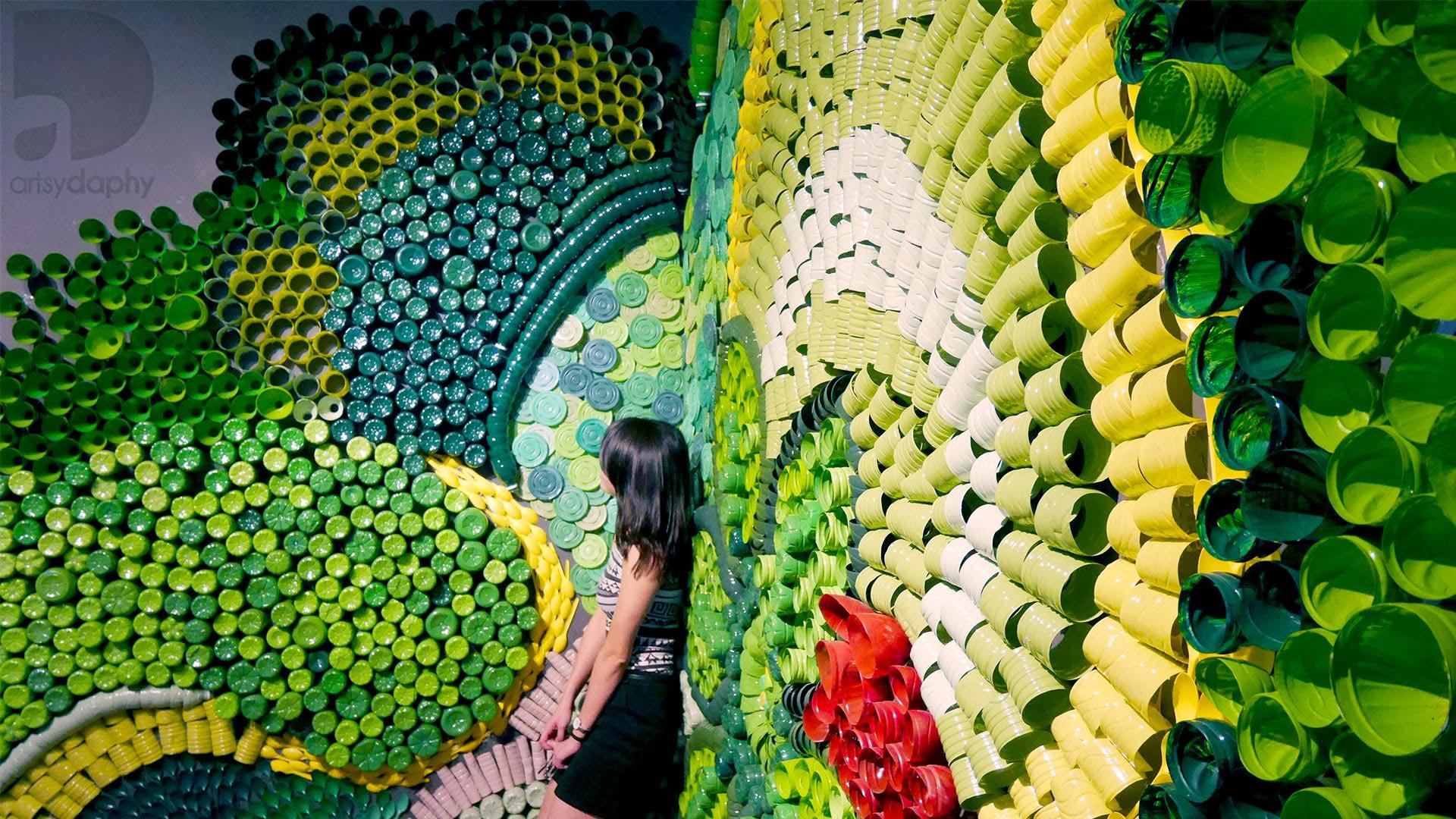 Call For Environmentally Conscious Art At 80 35 Des